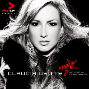 Capa do cd solo de Claudia Leitte