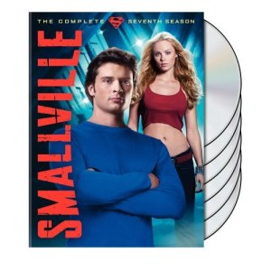 Capa DVD 7ªTemporada Smallville