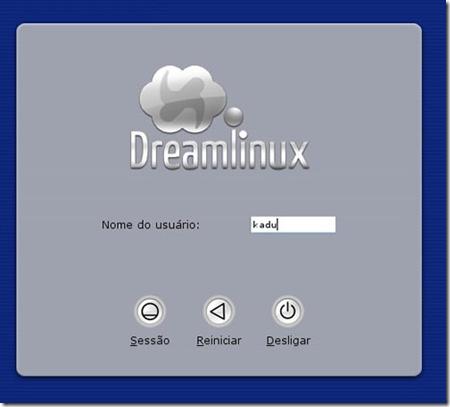 dreamlinux_logon