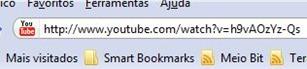 Basta copiar o endereço na barra de endereços do navegador