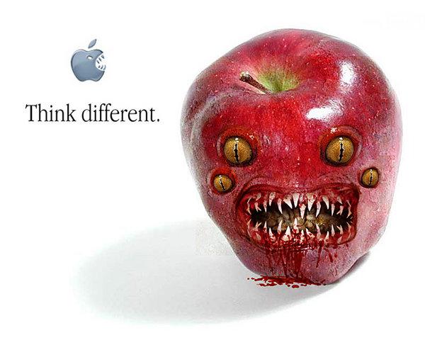 Apple, seu campo de distorção e a conquista da antipatia