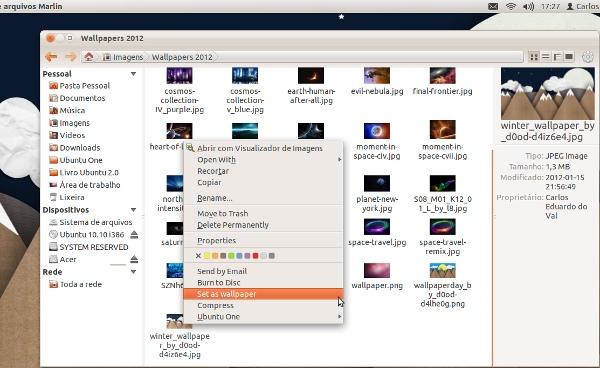 Instale o gerenciador de arquivos Marlin no Ubuntu