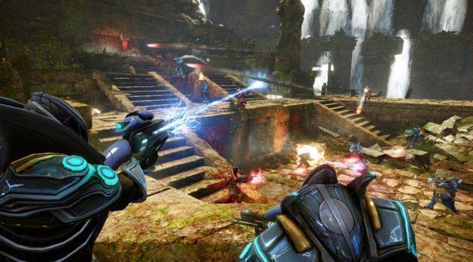 Nexuiz ganha versão multi-plataforma com CryEngine 3
