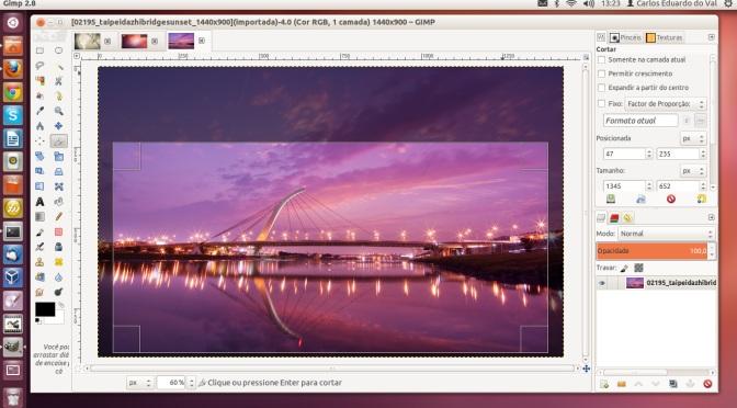 Multimidia no Ubuntu: GIMP 2.8 ganha repositório para o Precise