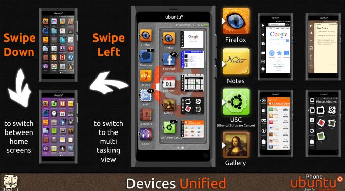 Ubuntu pode estar mais perto de ganhar sua versão mobile