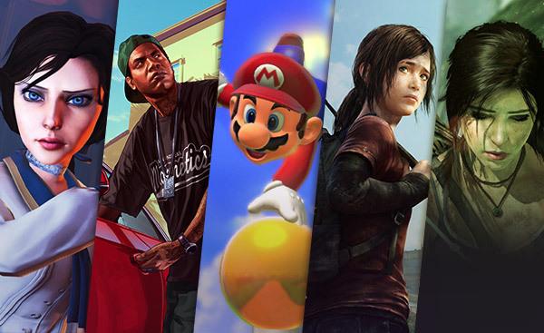 Conheça os games indicados ao Video Game Awards 2013