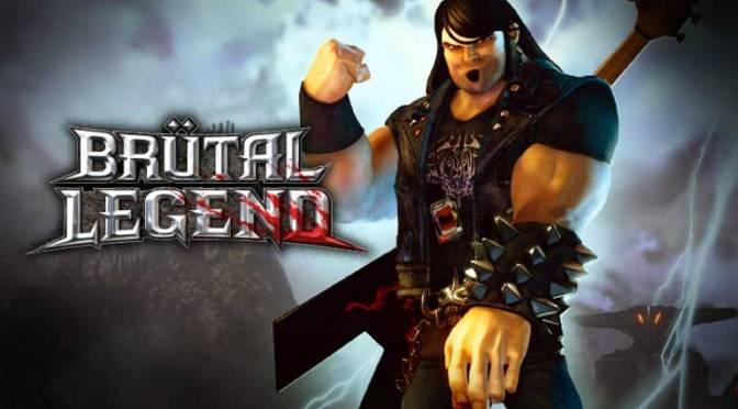 Linux terá Brutal Legend em alguns dias pelo Steam