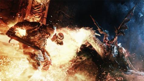Deep Down, um dos games do próximo console da Sony