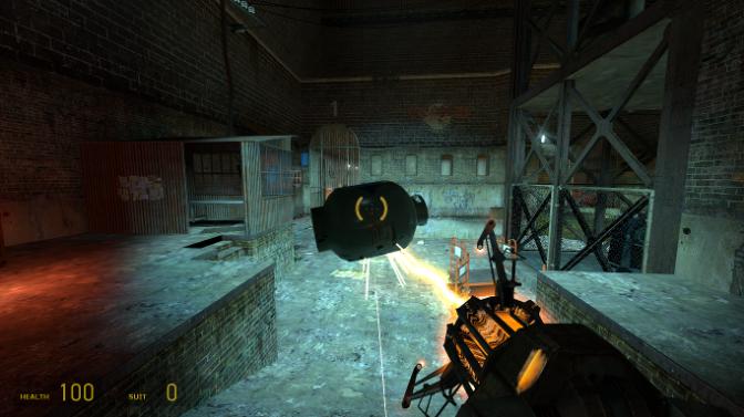 Half-Life 2: Deathmatch é o próximo jogo da Valve para o Linux