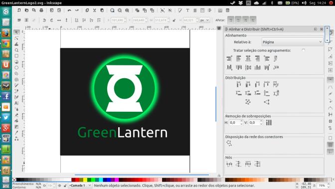 Dê um novo visual ao Inkscape e ao Gimp