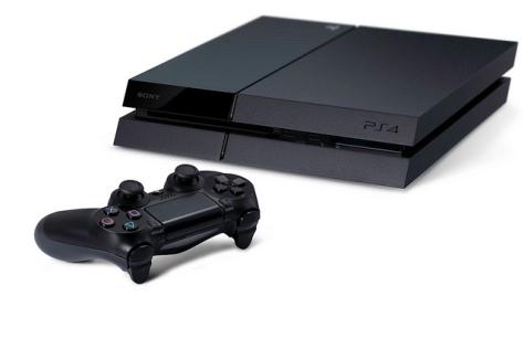 Playstation 4 apresenta um design retrô, que lembra um pouco o PS2