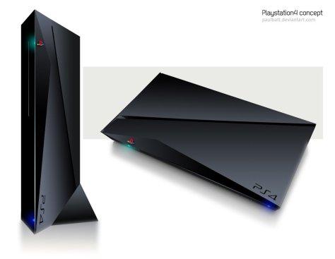 Conceito do PS4