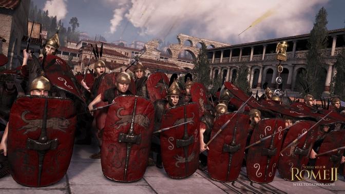 Total War: Rome II poderá ganhar uma versão para Linux